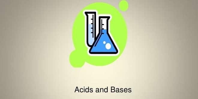 Foodelphi.com acid and bases asit ve bazlar