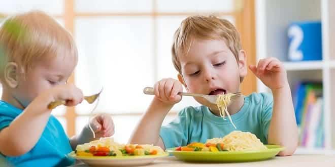 Foodelphi.com çocuk beslenme makarna