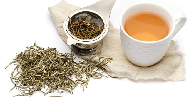 beyaz çay white tea