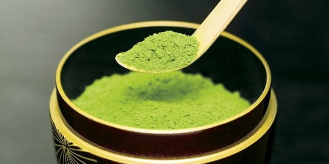 Foodelphi.com matcha tea maça çayı matcha